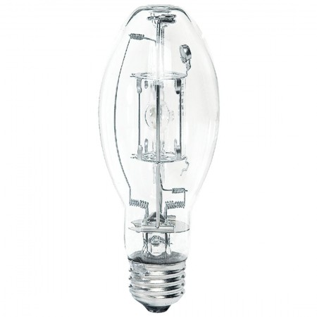 Athalon 100 Watt EDX17 Pulse Start Metal Halide 4000K Medium (E26) Base Clear Bulb - M90/O (MP100/U/MED/ATH)