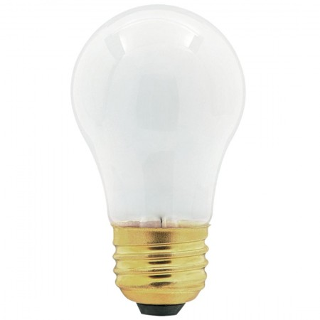 Athalon 15A15/FR130/ATH A15 Frosted Appliance Bulb