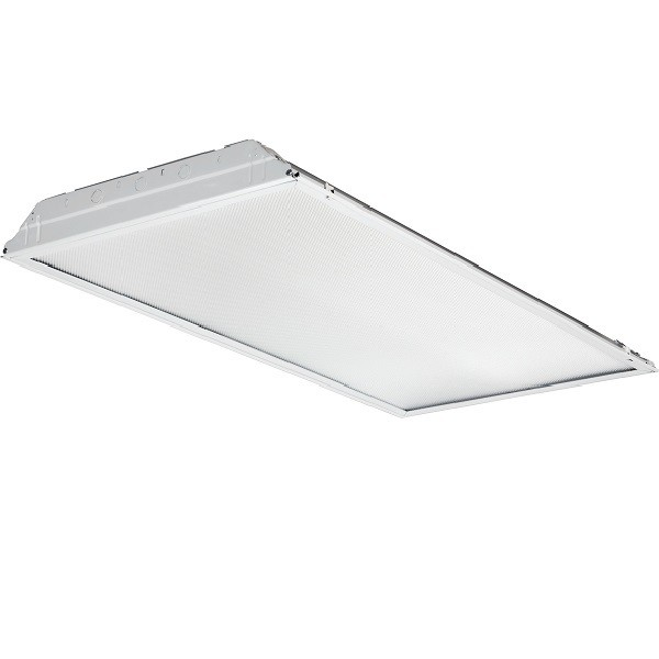 2x4 Led Light Fixtures Dimmable: Lithonia 39 Watt LED 0-10V Dimmable 2x4 Recessed Troffer