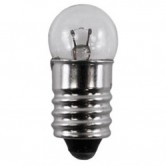 ".2 Amp 1"" G3.5 Incandescent 14V Mini Screw Base Clear Miniature Bulb (#1449)"