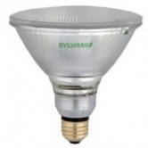 Sylvania 39 Watt PAR38 Halogen 2850K 130V Medium (E26) Base Spot Bulb (39PAR38HAL/SP10/130V)