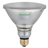 Sylvania 60 Watt PAR38 Halogen 2900K 120V Medium (E26) Base Narrow Flood Bulb (60PAR38HAL/S/NFL25/120V)