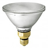 72 Watt PAR38 Halogen 2900K 120V Medium (E26) Base Narrow Flood Bulb (72PAR38/HAL/NFL120)