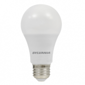 Sylvania 5.5 Watt LED A19 80 CRI 450 Lumen 3000K Medium (E26) Base Dimmable Frosted Bulb (LED5.5A19DIMO830U)