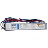 Universal Instant Start Electronic Fluorescent Ballast for (1-2) F32T8 F40T8 F17T8 Lamps Run at 120V-277V (B232IUNVHP-N)
