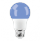 Sylvania 8.5 Watt A19 LED 120V Medium (E26) Base Blue Bulb (LED8.5A19BLUE10YVBL)