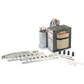 GE Magnetic Core and Coil Ballast for 1 250 Watt Metal Halide Lamp Run at 120V/208V/240V/277V/480V - M58 (GEM250ML5AA4-5)