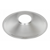 "Sylvania 20"" Type V Distribution Aluminum Reflector for Sylvania 1A Generation LED High Bay Fixture (HIBAY1A/20AL5)"