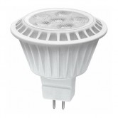 TCP 7 Watt MR16 LED 2700K 12V 450 Lumen 80 CRI Bipin (GU5.3) Base Dimmable Narrow Flood Bulb (LED712VMR16V27KNFL)