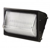 120 Watt LED Wallpack - 4000K 120V-277V 80 CRI 12,146 Lumen Bronze Fixture (LEDWP120W-4K)