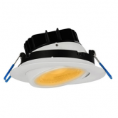 "Lotus LL3G-30K-WH 7.5 Watt 3000K 3"" LED Downlight"
