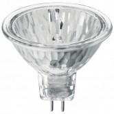 65 Watt MR16 Halogen 3050K 12V Bipin (GX5.3) Base Spot Bulb - FPA (FPA)