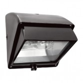 70 Watt Metal Halide NytePro Cut-Off Wall Prism 120V/277V - Includes Lamp (NPM70PMAL-8)