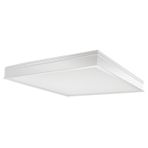 RAB  LPANEL 2X2 LED CEILING 34W 4000K RECESSED WHITE (PANEL2X2-34N)