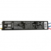 Sylvania Programmed Rapid Start Electronic Fluorescent Ballast for (3) F32T8, F25T8, F17T8 Lamps Operated at 120V/277V (QHE3X32T8/UNV-PSN-SC)