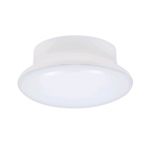 "Sylvania 9 Watt LED 7"" Retrofit for Medium Base Ceiling Light Fixture - 2700K 120V 82 CRI 700 Lumen - No Pull Chain (LED/700/CL/827/RP)"