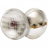 Satco  12 watt sealed beam; PAR36; 150 Average rated hours; Screw Terminal base; 6.4 volts  (#4042)