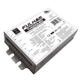 Fulham WorkHorse Single Channel LED 0-10V Dimmable Driver - 120V-277V Input, 60 Watt Max. Programmable 250-1050mA Constant Current Output - Compact Case with Terminals (T1M1UNV105P-60F)