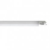 "Satco 8 Watt 24"" T8 LED 3000K 1200 Lumen 82 CRI Medium Bipin (G13) Base Tube - DLC Standard (8T8/LED/24-830/DR)"