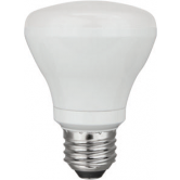 TCP 10 Watt R20 LED 2400K 120V 650 Lumen 82 CRI Medium (E26) Base Dimmable Bulb (LED10R20D24K)