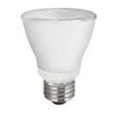 TCP 8 Watt 3500K Medium (E26) Base Dimmable LED PAR20 40 Degree LED Bulb (LED8P20D35KFL)