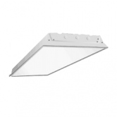 Mobern Fluorescent 2x2 Acrylic Recessed Grid Troffer - 120V-277V Fixture for (3) F17T8 Bulbs (RG22-317 MV)