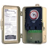 Tork TU40 Universal Multivolt 24 Hour Time Switch Indoor/Out