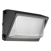 Lithonia 35 Watt LED Type 4 Distribution Wallpack - 5000K 120V-277V 2126 Lumen 70 CRI Dark Bronze Fixture (TWR1LED150KMVOLT)