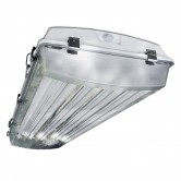 "Howard VHA1A432AHEMV 128 Watt 48"" Vaporproof Highbay"