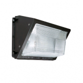 Sylvania 36 Watt LED Wallpack with Non-Cutoff Distribution - 4000K 120V-277V  70 CRI 3400 Lumen Bronze Fixture (WALPAK2N/036UNV740/NC/BZ)