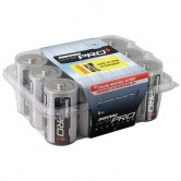 Industrial D Cell Battery 12-Pack (ALD-12)