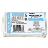 Advance Electronic CFL Ballast for 1-2 16W - 21W CFLs with G24Q; GX24Q; GR10Q Bases Run at 120V/277V (ICF2S18H1LD)