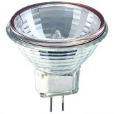 Athalon 20 Watt MR11 Halogen 12V Bipin (G4) Base Covered Glass Flood Bulb - FTD (FTD/CG/ATH)
