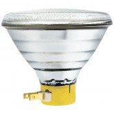 GE 75 Watt PAR38 Incandescent 120V Medium Side Prong Base Clear Mine Flood Bulb (75PAR/3FL/MINE/120V)