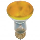 Athalon 50 Watt R20 Incandescent 130V Medium (E26) Base Amber Flood Bulb (50R20/A/ATH)
