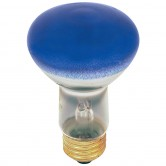 Athalon 50 Watt R20 Incandescent 130V Medium (E26) Base Blue Bulb (C/O 50R20/B/ATH)
